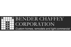 Bender Chaffey Custom Construction Logo