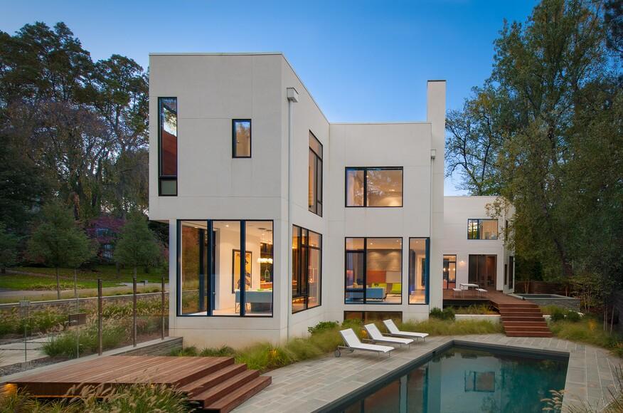 Bm modular one architect magazine robert m gurney for Spec home builders near me