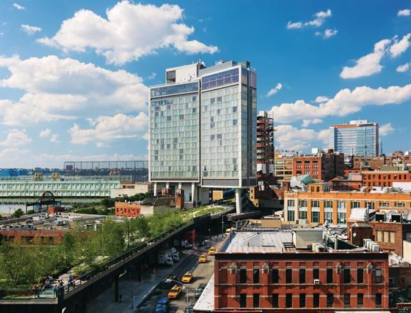 The Standard, New York, by Ennead Architects
