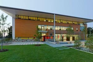 AIA NC Center for Architecture and Design in Raleigh, North Carolina by Frank Harmon Architect PA.