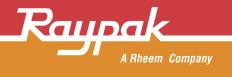 Raypak, Inc. Logo