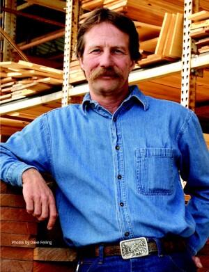 Jay Curtis President Curtis Lumber