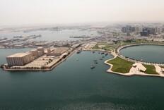 Qatar's Art Mill International Design Competition Announces Shortlist