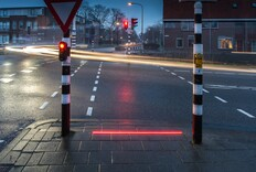 "This Week in Tech: Sidewalk ""Lightlines"" to Protect Smartphone Users"