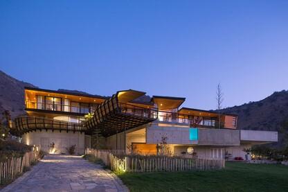Casa Chamisero