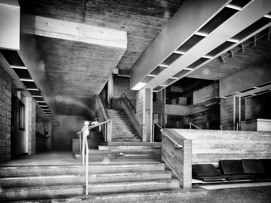 Photographer Matthew Carbone Shoots Paul Rudolph 39 S Orange County Government Center Architect