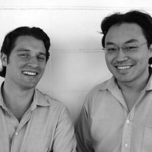 Thomas Bercy and Calvin Chen