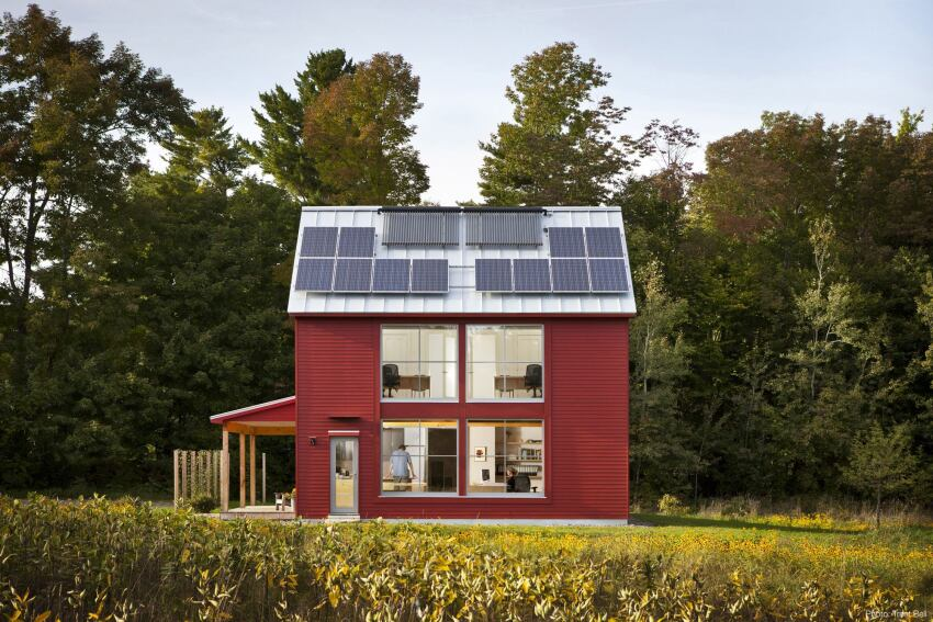 Maine Passive House Receives 2011 Project of the Year Award