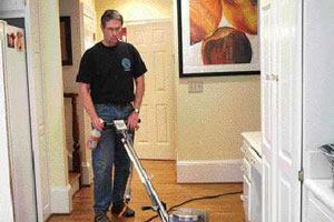 Restoring Wood Floors Without Sanding
