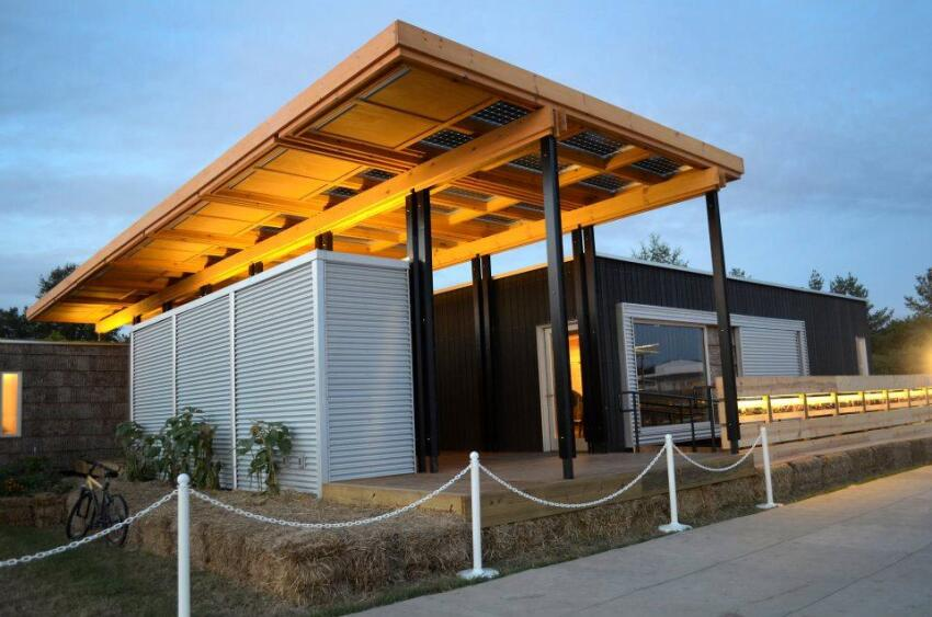Solar Decathlon 2011 Profile: Appalachian State University