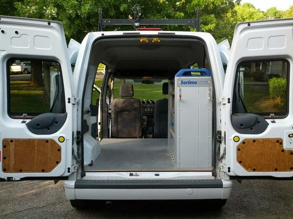 With outswing doors on back, sliding doors on the sides, and cargo space that is low to the ground the Transit offers exceptional access for loading and unloading.