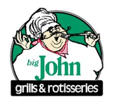 Big John Grills & Rotisseries Logo