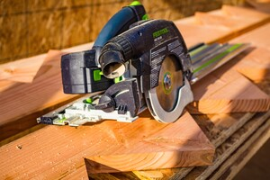 Tool Review: Festool HKC 55 EB Circular Saw Set