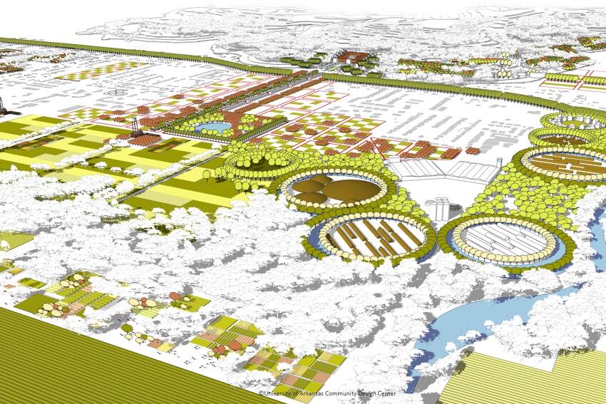 Fayetteville 2030: Food City Scenario