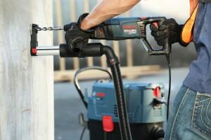 Dust Shrouds For Hammers Concrete Construction Magazine