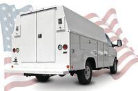 Aluminum classic service van