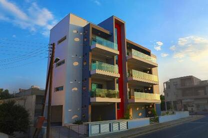 _apartment building in Limassol
