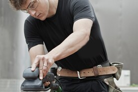 Festool Rotex RO125 FEQ Sander: Tools of the Trade Review