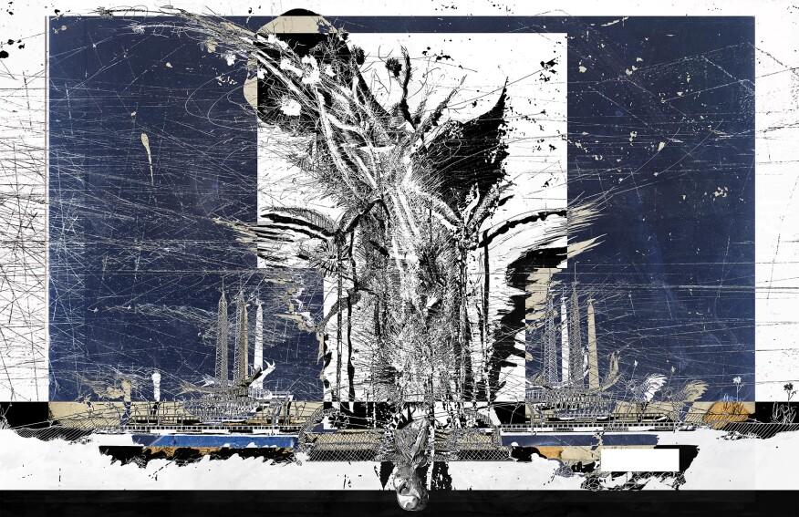 """Ink-Soaked Boy,"" by Mark Morris & Neil Spiller"