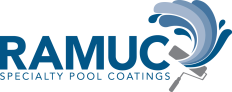 Ramuc Pool Paint Logo