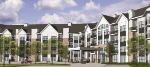 U.S. Bank provided a $25 million construction loan to help Dominium create 167 apartments for low-income seniors at River North Apartments in Coon Rapids, Minn.