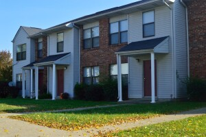 The 46-unit Shaker Point Apartments in Danville, Ky., is one of the 18 aged USDA Sec. 515 properties part of a $64.4 million pooled transaction.
