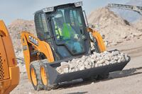 Case Construction's Powerful and Versatile Skid Steers