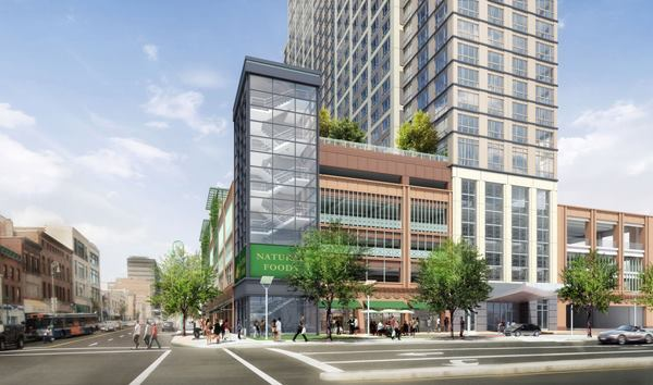 Becker + Becker's 360 State Street in New Haven, Conn. will be the first multifamily platinum-rated project plan to emerge from the LEED ND pilot program and site of the first large-scale residential fuel-cell installation.
