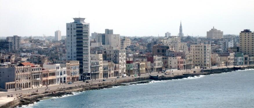 Havana'sMalecón