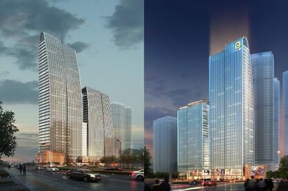 Minqiao Building Fuzhou