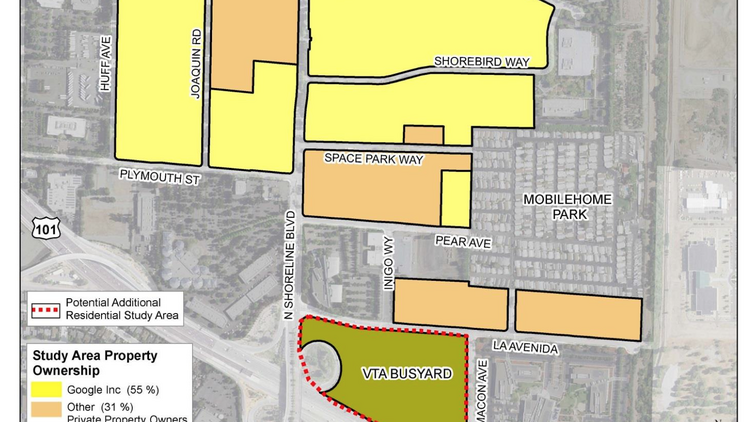 9,100-Unit Multifamily Development  Heading to Silicon Valley?