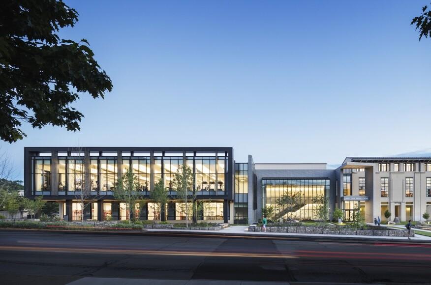 Carnegie Mellon University Cohon University Center