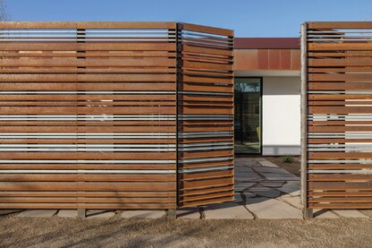 Phoenix Production Home Is Inspired By Iconic Case Study Houses
