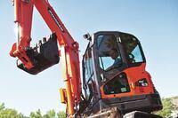 Precision control excavators