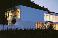 oshry residence, bel air, calif.