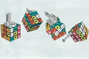 Urbanism's Schisms