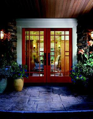 Inside out living multifamily executive magazine for Craftsman french doors
