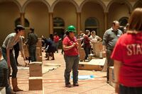 Fort Fight! A Glimpse at the National Building Museum's Ultimate Megafort Event