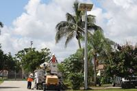 Pros and cons of solar-powered streetlights