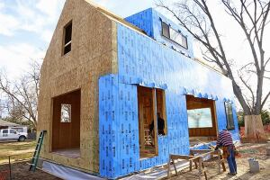 The Perfect Wall House Austin - Architecture by Rauser Design - Construction by Risinger Homes