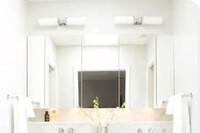 Custom details for bathroom designs