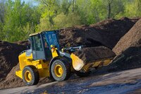 John Deere Utility-Class Wheel Loaders Models Undergo Updates