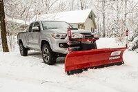 Compact Snowplow