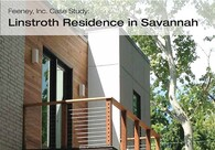 Feeney Case Study: Linstroth Residence (CableRail)