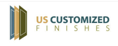 U.S. Customized Finishes Logo