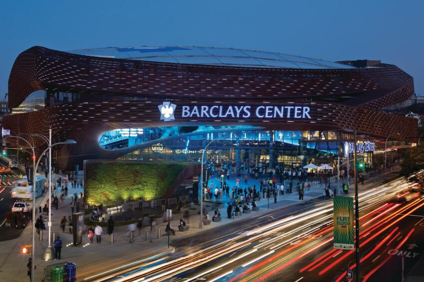 Barclays Center, by SHoP Architects