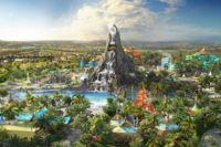 Universal Studios offers first look inside new Orlando waterpark