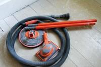 An Affordable Dustless Drywall Sander