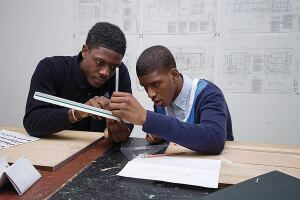 CHAD students learn the creative and the technical sides of design.