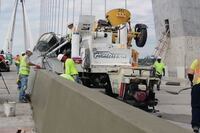 Watch How a DOT Replaced a Bridge in 90 Seconds